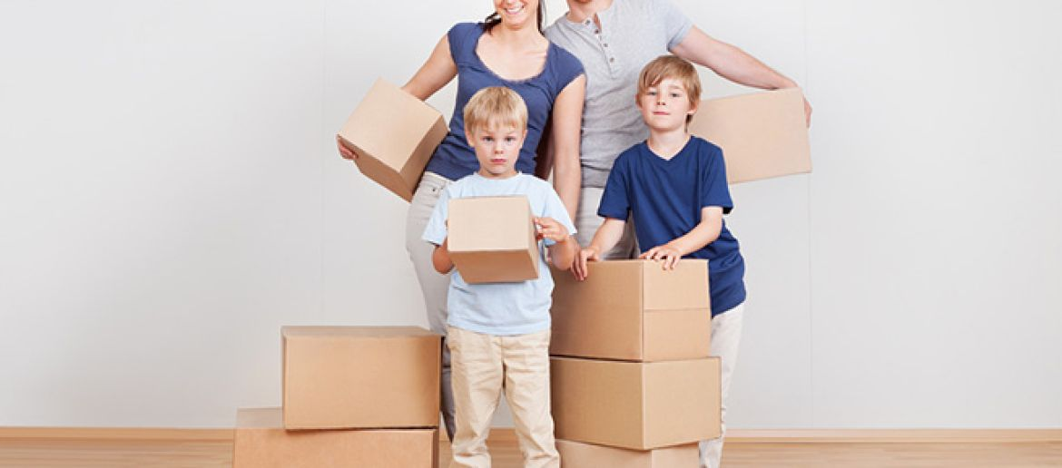Involve Your Family Members In Your Moving Process!